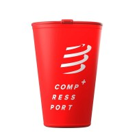 Compressport 200ml Fast Cup - Red