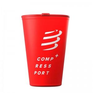 Compressport 200ml Fast Cup - Red