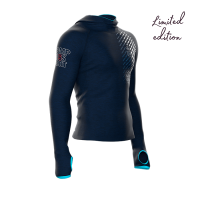 ★UTMB SERIES★ Compressport Ultra-Trail 180g Racing Hoodie