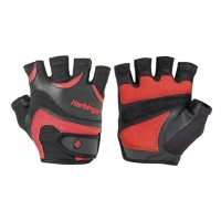Harbinger Men FlexFit® Gloves - Black/Red