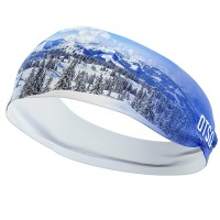 OTSO Headband Snow Forest