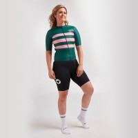 Black Sheep Women's WMN LuxLite Jersey - Classics Green