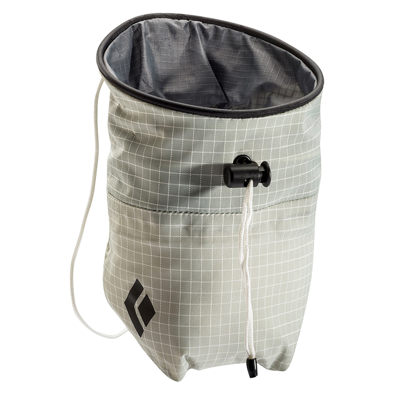 BLACK DIAMOND ULTRALIGHT CHALK BAG - WHITE