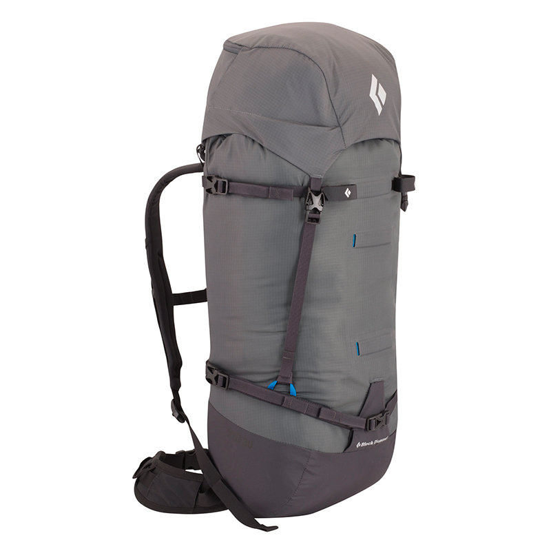 BLACK DIAMOND UNISEX SPEED 30 PACK - GRAPHITE
