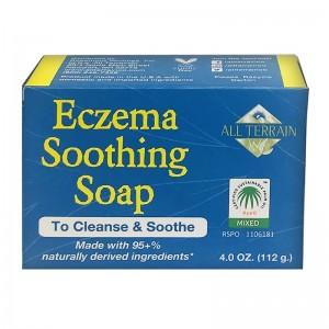 All Terrain Eczema Soothing Soap 4oz