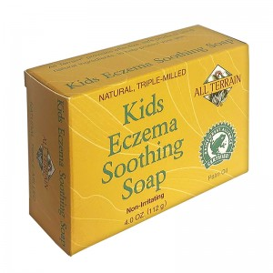 All Terrain Kids Eczema Soothing Soap 4oz