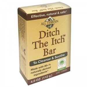 All Terrain Ditch The Itch Bar 4oz.