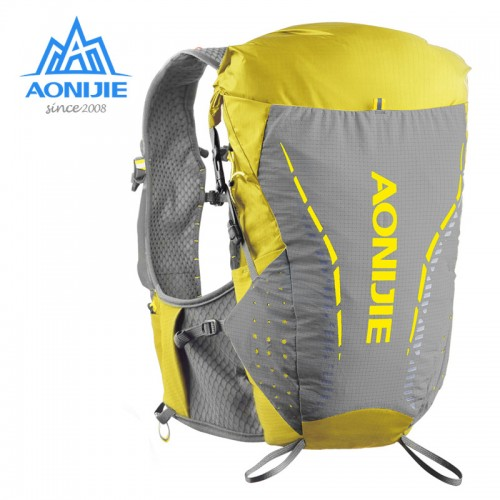 AONIJIE C9104 18L CROSS COUNTRY BACKPACK YELLOW