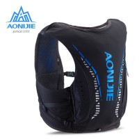 AONIJIE C958 8L RUNNING BACKPACK BLACK