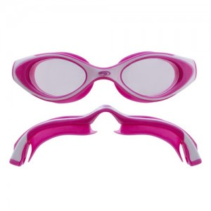 Blueseventy Hydra-Vision JR Goggles - Pink/White Clear