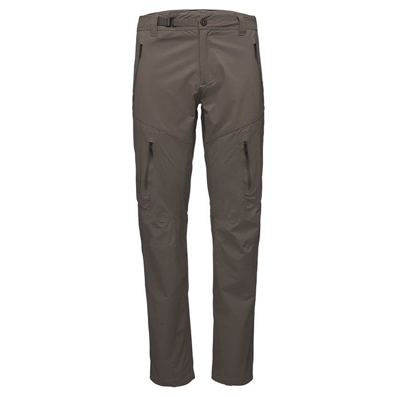 BLACK DIAMOND MEN CREDO PANTS - Slate