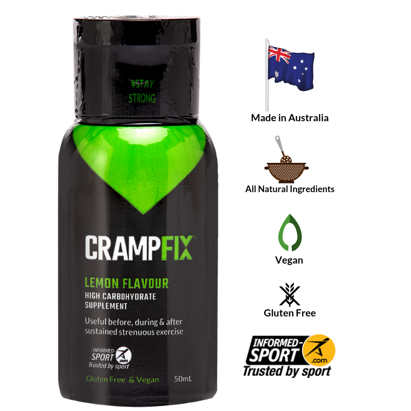 CRAMPFIX 50ML BOTTLE - ICE LEMON
