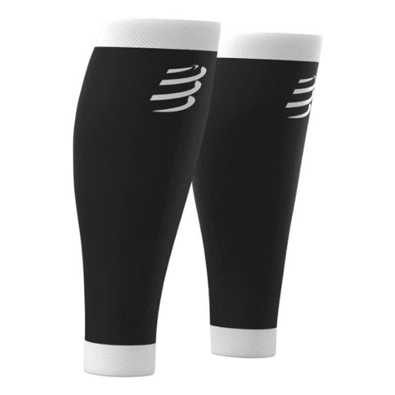 Compressport R1 Calf Sleeves - Black