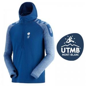 COMPRESSPORT ULTRA-TRAIL 180G RACING HOODIE - UTMB