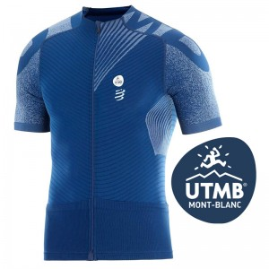 COMPRESSPORT ULTRA-TRAIL POSTURAL SS TOP - UTMB