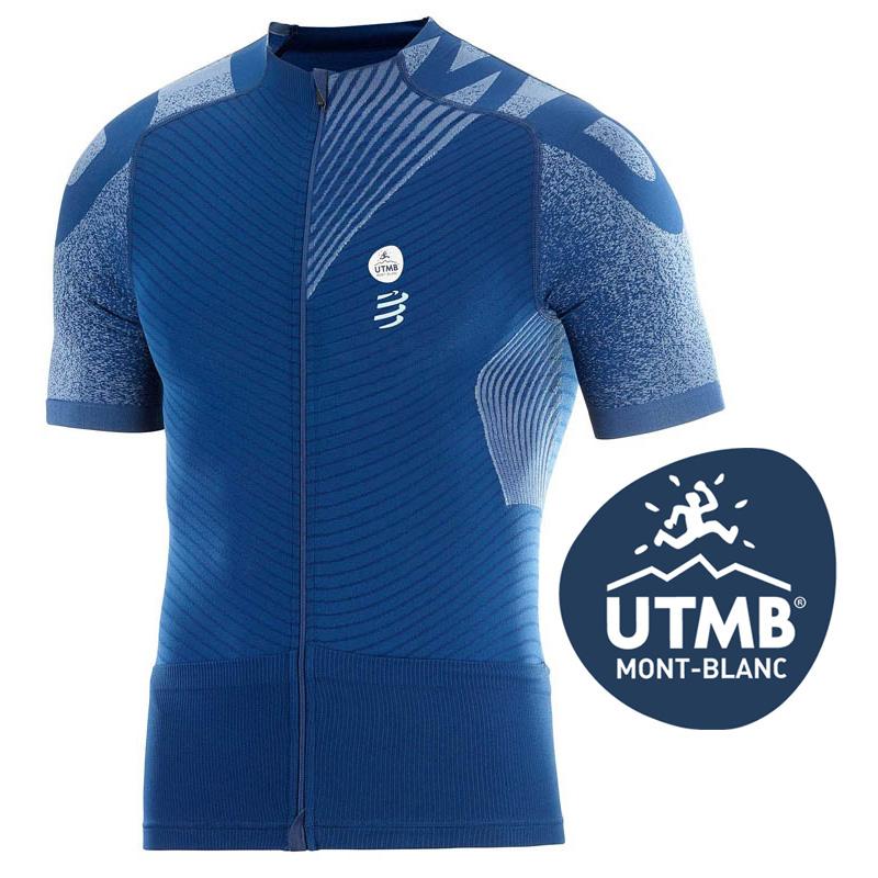 COMPRESSPORT ULTRA-TRAIL POSTURAL SS TOP - UTMB 2020