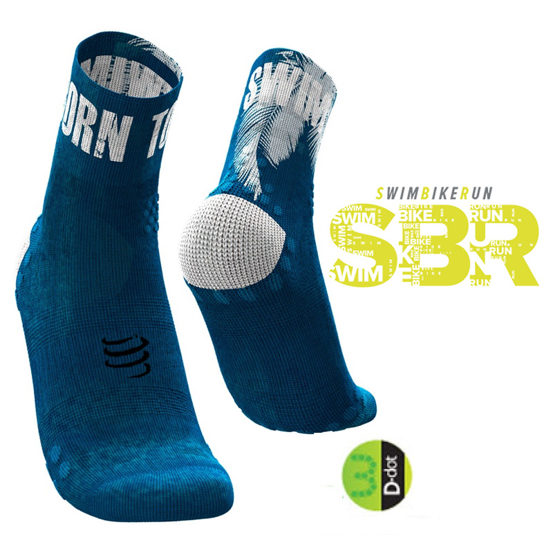 Compressport PRO RACING SOCKS V3.0 ULTRALIGHT RUN HIGH - KONA Series