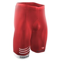COMPRESSPORT UNISEX UNDERWEAR MULTISPORT SHORTS V2 - RED