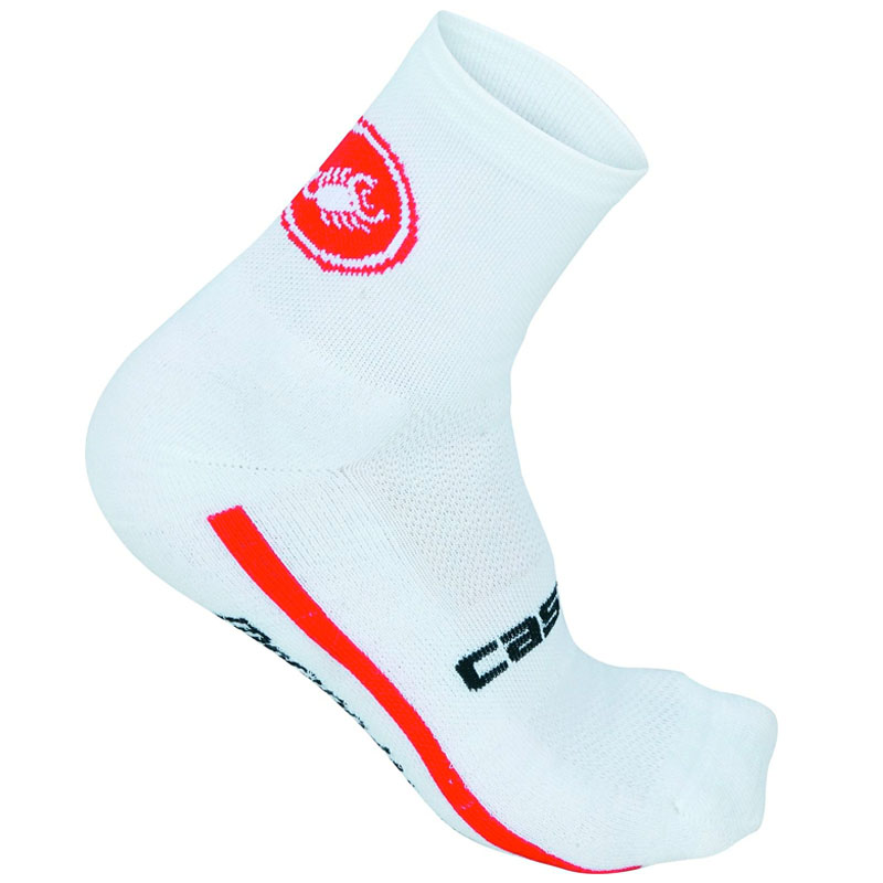 CASTELLI MERINO 9 SOCKS - WHITE