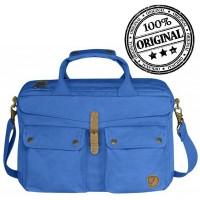 FJALLRAVEN GREENLAND BRIEFCASE BAG - UN BLUE