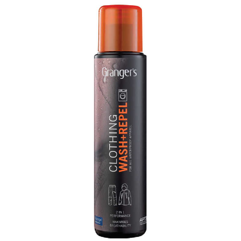 GRANGERS 2IN1 WASH & REPEL 300ML