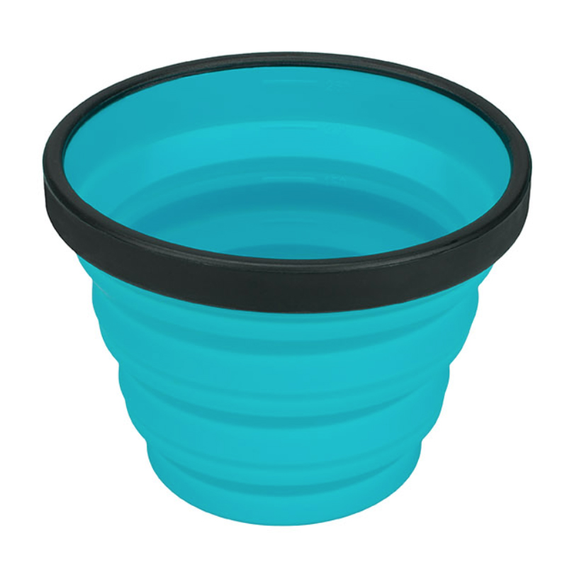 SEA TO SUMMIT COLLAPSIBLE X-CUP - PACIFIC BLUE