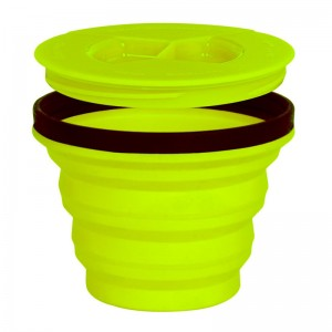 SEA TO SUMMIT, COLLAPSIBLE X-SEAL & GO SMALL - LIME