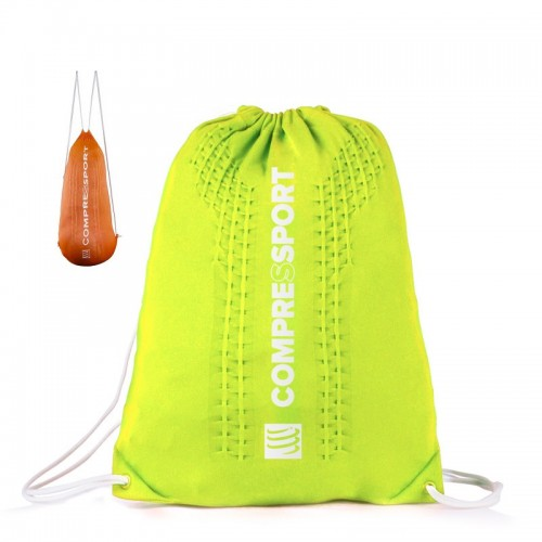COMPRESSPORT ENDLESS BACKPACK - FLUO YELLOW