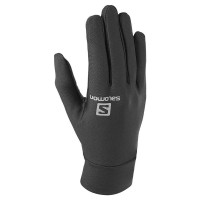 Salomon Unisex Agile Warm Glove - Black
