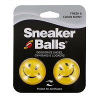 SNEAKER DEODORISED BALLS - HAPPY FACE