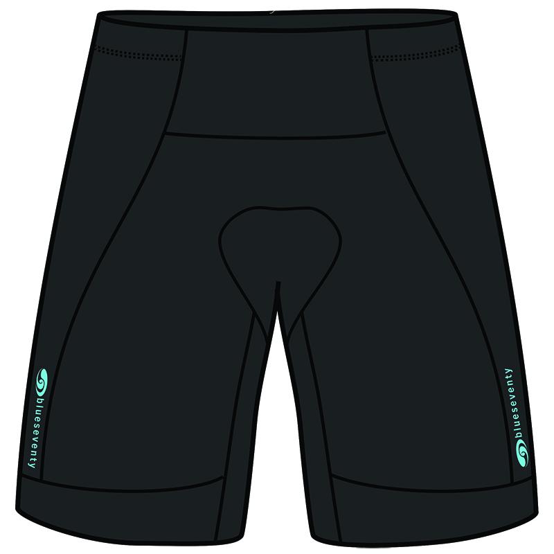Blueseventy TX1000 Special Edition Triathlon Short - Black