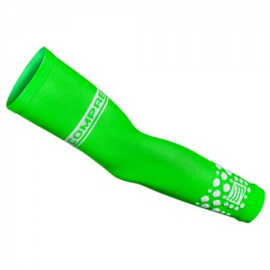 COMPRESSPORT ARMSLEEVE FLUO ARM FORCE - FLUO GREEN