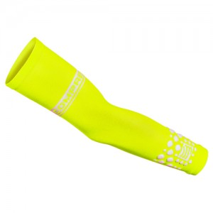 COMPRESSPORT ARMSLEEVE FLUO ARM FORCE - FLUO YELLOW
