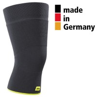 CEP UNISEX COMPRESSION ORTHO KNEE SLEEVE - BLACK/GREEN