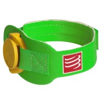 COMPRESSPORT Timing Chip Strap - GREEN