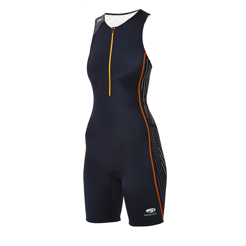 BLUESEVENTY WOMEN TX2000 TRI SUIT - BLACK