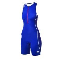 BLUESEVENTY WOMEN TX2000 TRI SUIT - BLUE
