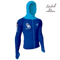 ★UTKC THAILAND COLLECTION★ COMPRESSPORT ULTRA-TRAIL 180G RACING HOODIE