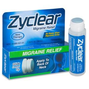 ZYCLEAR MIGRAINE RELIEF 1.33OZ (39ML)