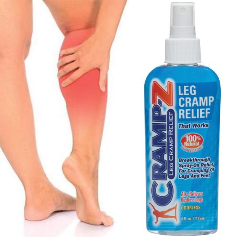 CRAMP-Z LEG CRAMP RELIEF 4 OZ