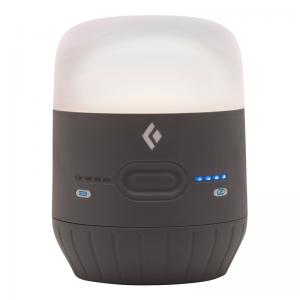 Black Diamond Moji Charging Station Lantern / Portable Power - Graphite