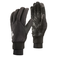 BLACK DIAMOND MONT BLANC GLOVES - BLACK