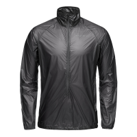 Black Diamond Men Deploy Wind Shell - Black