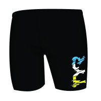 TYR KID'S Jammer Swimsuit - BLACK