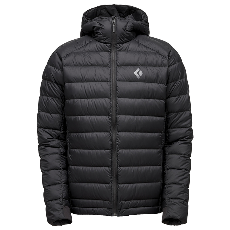 Black Diamond Men Cold Forge Down Hoody - Black