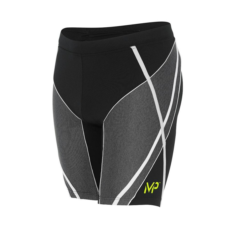 MICHAEL PHELPS MEN FAST JAMMER - BLACK/GREY