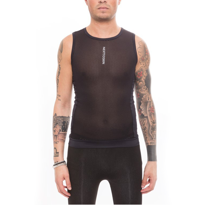 Nexttoskin Men Ne29 Mesh Black