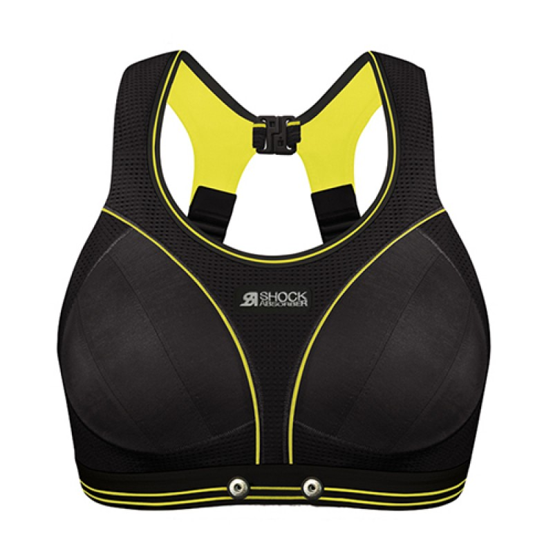 SHOCK ABSORBER HEART RATE MONITOR ULTIMATE RUN BRA