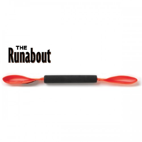 """TIGER TAIL 7"""" RUNABOUT (TO-GO) MASSAGE ROLLER"""