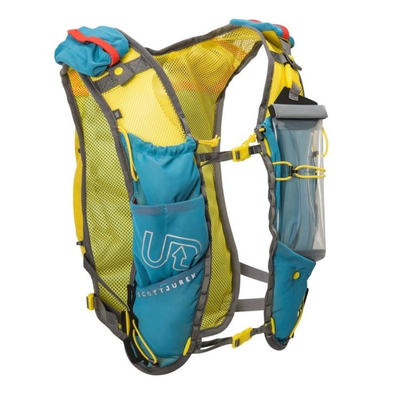 ULTIMATE DIRECTION JUREK NORTH VEST - BLAZE BLUE